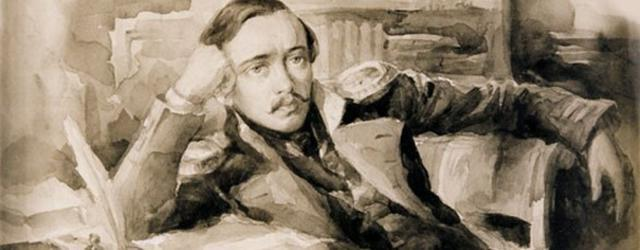 analysis of the poem of the cloud of Lermontov 6th class briefly