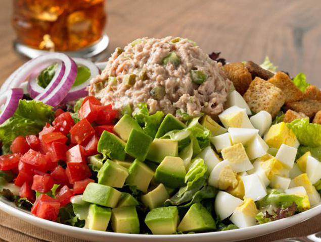 types of salads for the winter