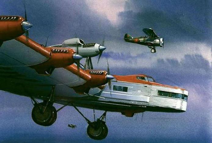 long-range aircraft