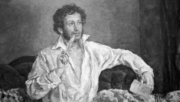 анализ стиха пророк пушкина
