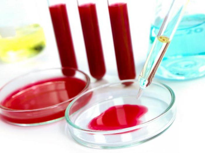 нормы биохимического анализа крови у взрослых