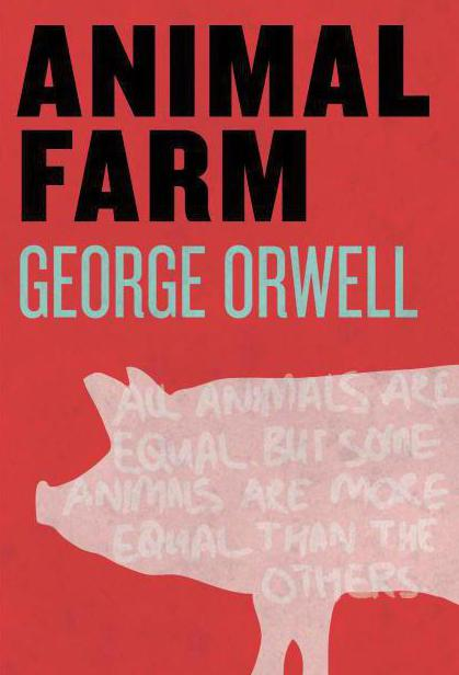 animal farm by george orwell analysis Free summary and analysis of the events in george orwell's animal farm that won't make you snore we promise.