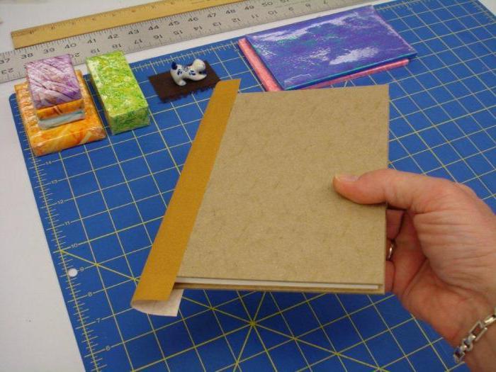 Как сделать свою маленькую книжку