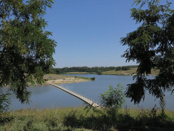 Shagarovsky pond