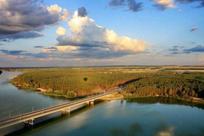 Reservoirs Belgorod