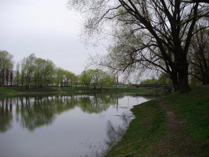 Lakes of Belgorod