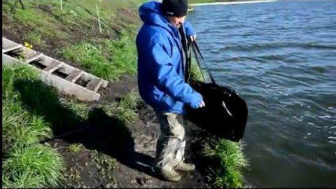 Fishing in the Belgorod region