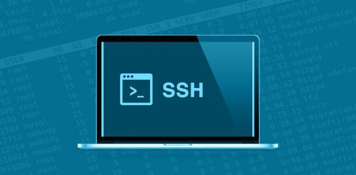 remote ssh command