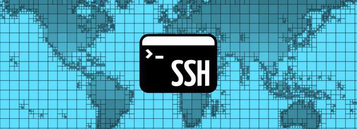ssh commands