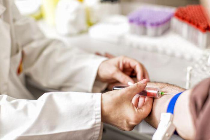 blood test serological studies