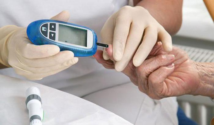 blood glucose is the norm in women