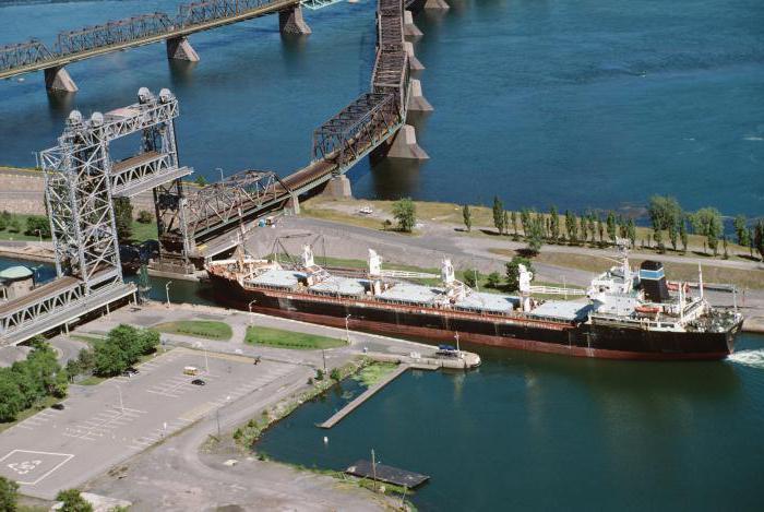 Река Святого Лаврентия: как добраться? Фото