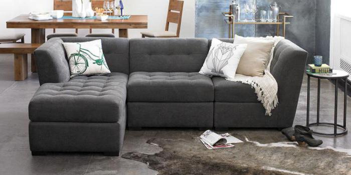 choose material for sofa upholstery