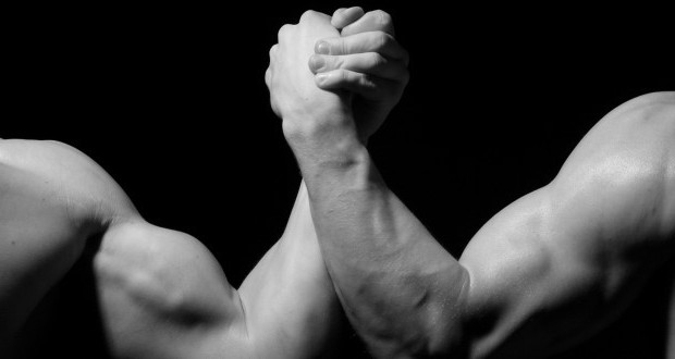 arm wrestling technique and tactics