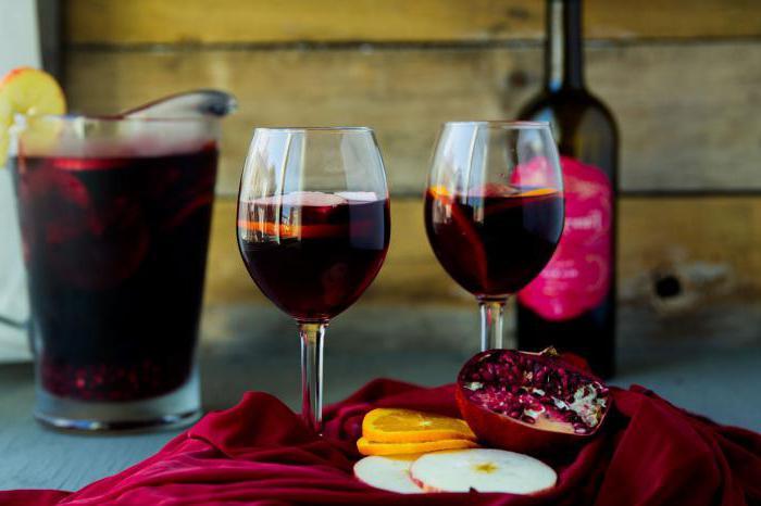 Гранатовое вино как сделать в домашних условиях7