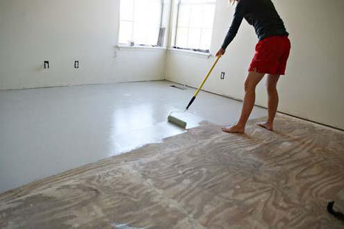 apartment renovation floor replacement