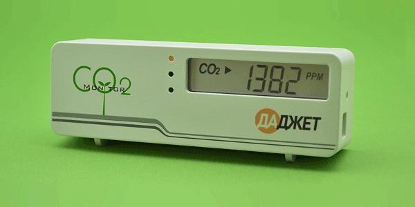 co2 sensor for home