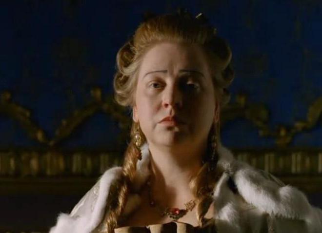 film about empress Ekaterina