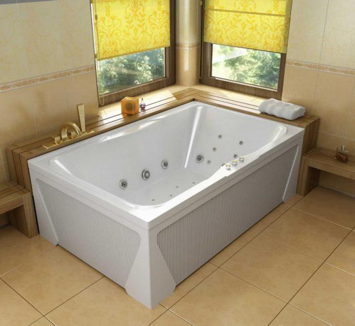 Acrylic bath triton reviews