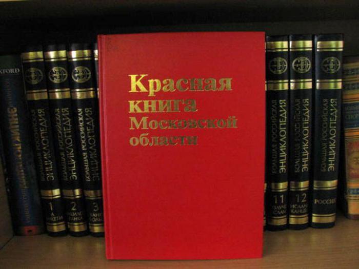описание природы московской области