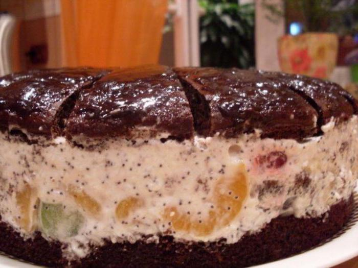 how to make african daisy cake