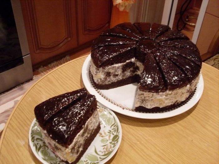 african daisy cake