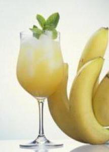банановый ликер в домашних условиях рецепт