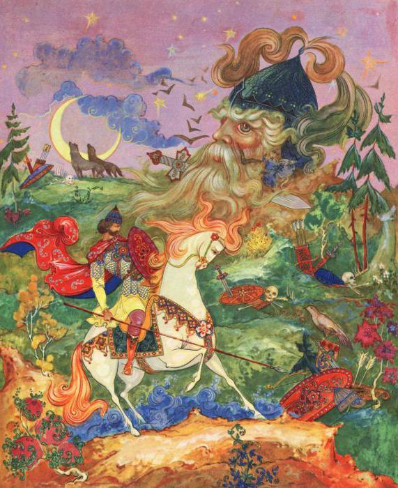 ruslan and lyudmila poem