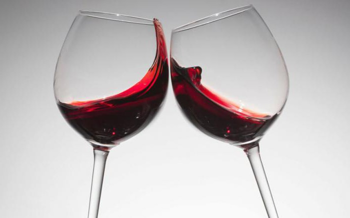 how useful red dry wine