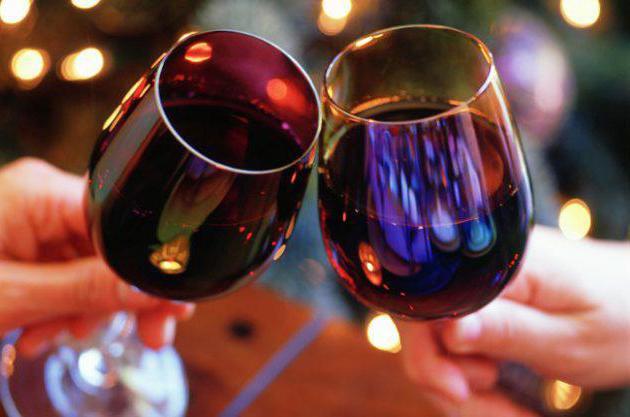 Полезно ли пить красное вино для потенции