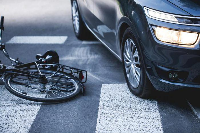 причины ДТП по вине пешеходов