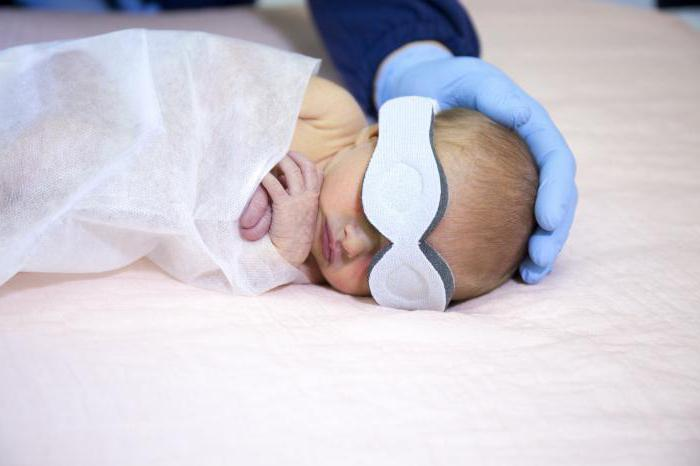 phototherapy for newborns