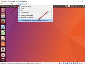virtualbox shared folders linux