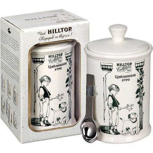hilltop tea photo