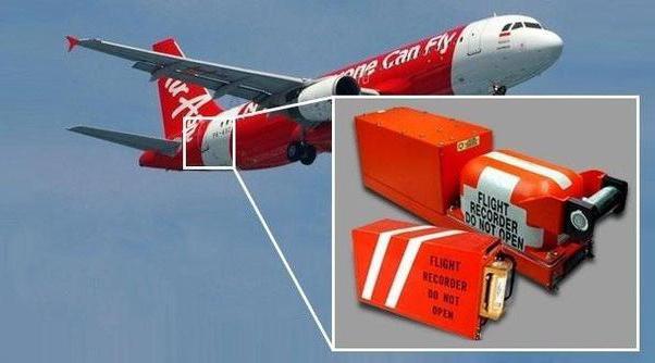 aircraft black box device