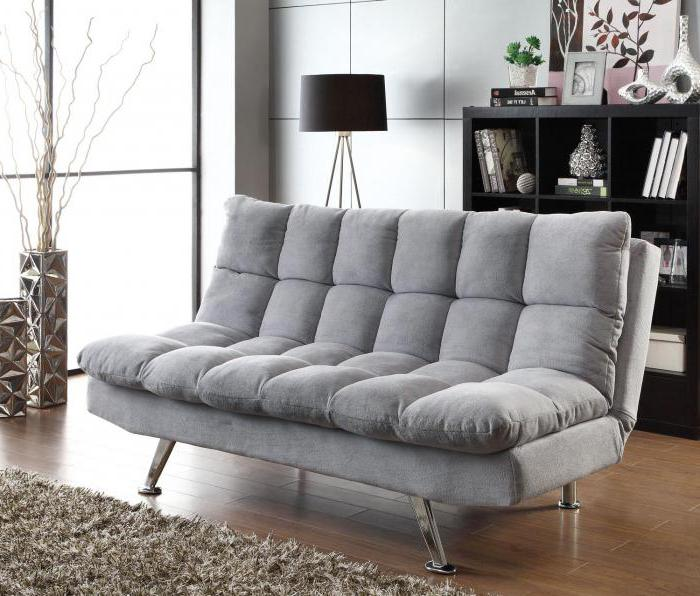 santa click clack sofa reviews