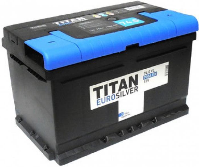 "Аккумулятор ""Титан"": отзывы владельцев"