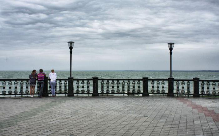 впадающие реки в азовское море