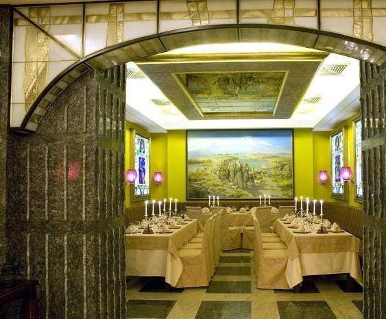 grapes vladikavkaz restaurant photo