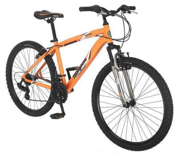 Bicycle Mongoose Montana