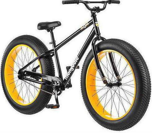 Mountain bike mongoose