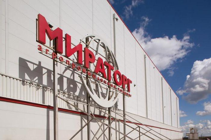 Miratorg employee reviews Moscow