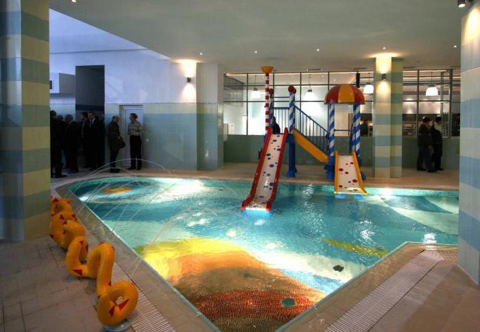 aquapark Olympus Borovichi