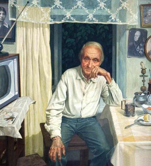 Khabarov portrait lovely story