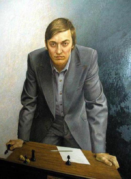 Description of the picture Khabarov's portrait is cute