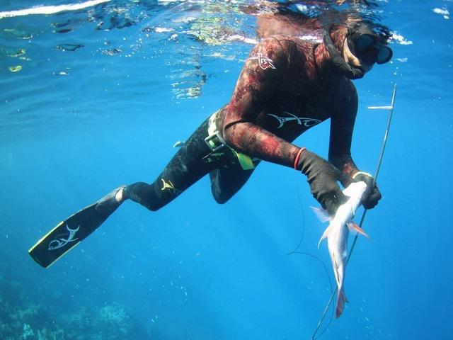 Ласты для подводной охоты: виды, размеры, советы по выбору