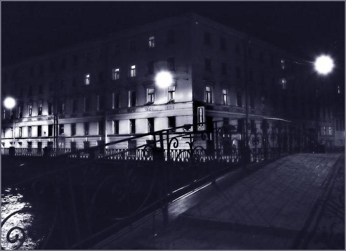 ночь улица фонарь аптека анализ стихотворения
