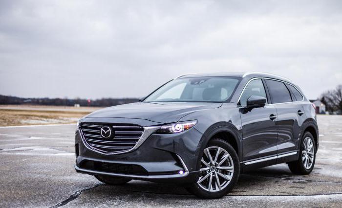 Mazda CX 9 reviews