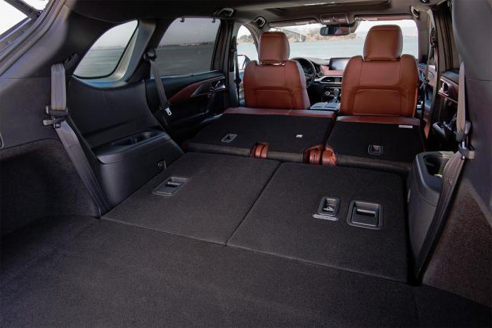 Mazda CX 9 owner reviews