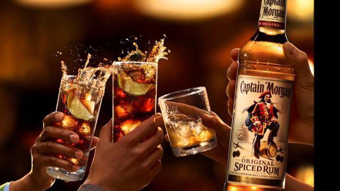 rum captain morgan spicy reviews